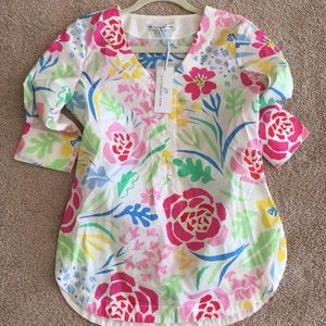 NWT Southern tide cover up or tunic